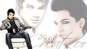 Free Download Adam Lambert Background