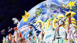 Arceus Background Free Download