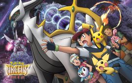 Arceus Wallpaper for Desktop