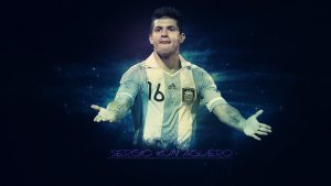 Download Free Argentina Soccer Background