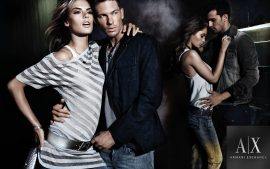 HD Armani Exchange Wallpaper