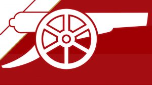 Arsenal Logo HD Wallpaper for Mobile