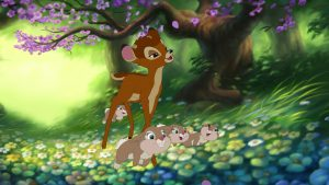 Free Download Bambi Background