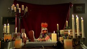Beaker Muppets Desktop Wallpaper