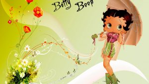 Betty Boop Halloween Short Film Animated Movie Screen Shots To Delight