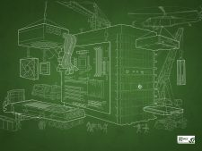 Blueprint Assorted Wallpapers in High Definition