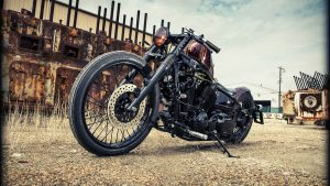 Bobber Motorcycle Wallpaper Photographs – Wow !
