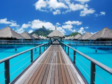 Bora Bora Background HD
