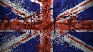 British Flag Background for Desktop