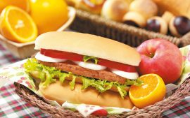 Burger Wallpaper Free Download