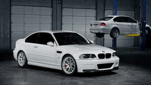 BMW E46 M3 Performance Automobile Photographic Images