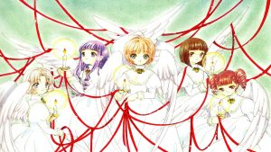 Cardcaptor Sakura Background Download Free