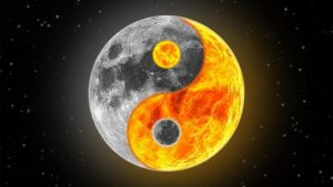 Download Free Cool Yin Yang Background