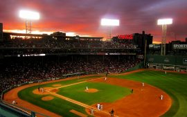 Fenway Park Backgrounds Free Download