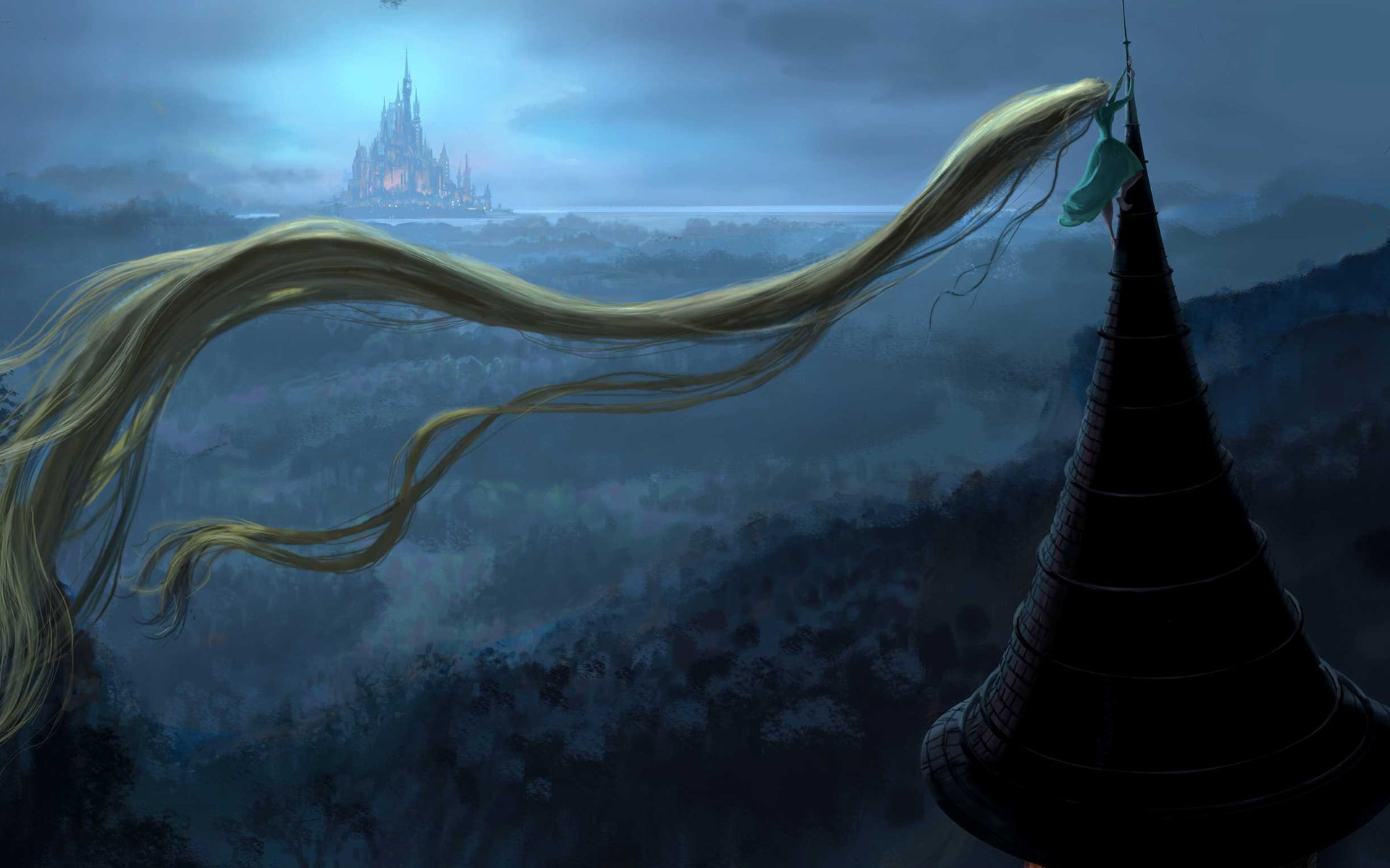 wallpaper.wiki-Free-Disney-Tangled-Wallpaper-Download-PIC-WPD008782