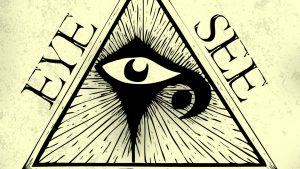 All Seeing Eye Background Download Free