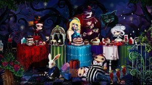 HD Alice in Wonderland Wallpaper