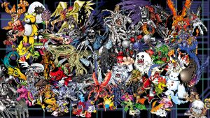 Digimon Backgrounds Download Free