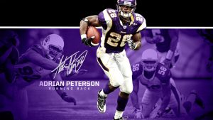 Download Free Adrian Peterson Wallpaper