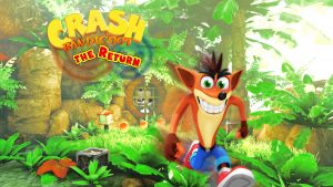 Crash Bandicoot Video Game Pictures