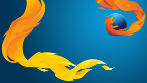 Firefox Browser Design and Logo Wallpapers