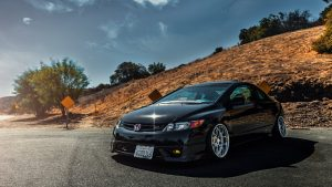 Car Honda Civic Backgrrounds Download Free