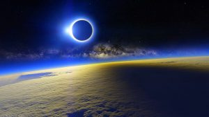 Eclipse (Syzygy) Space Astronomy Photos As Wallpapers HD