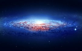 Download Free Milky Way Galaxy Backgrounds