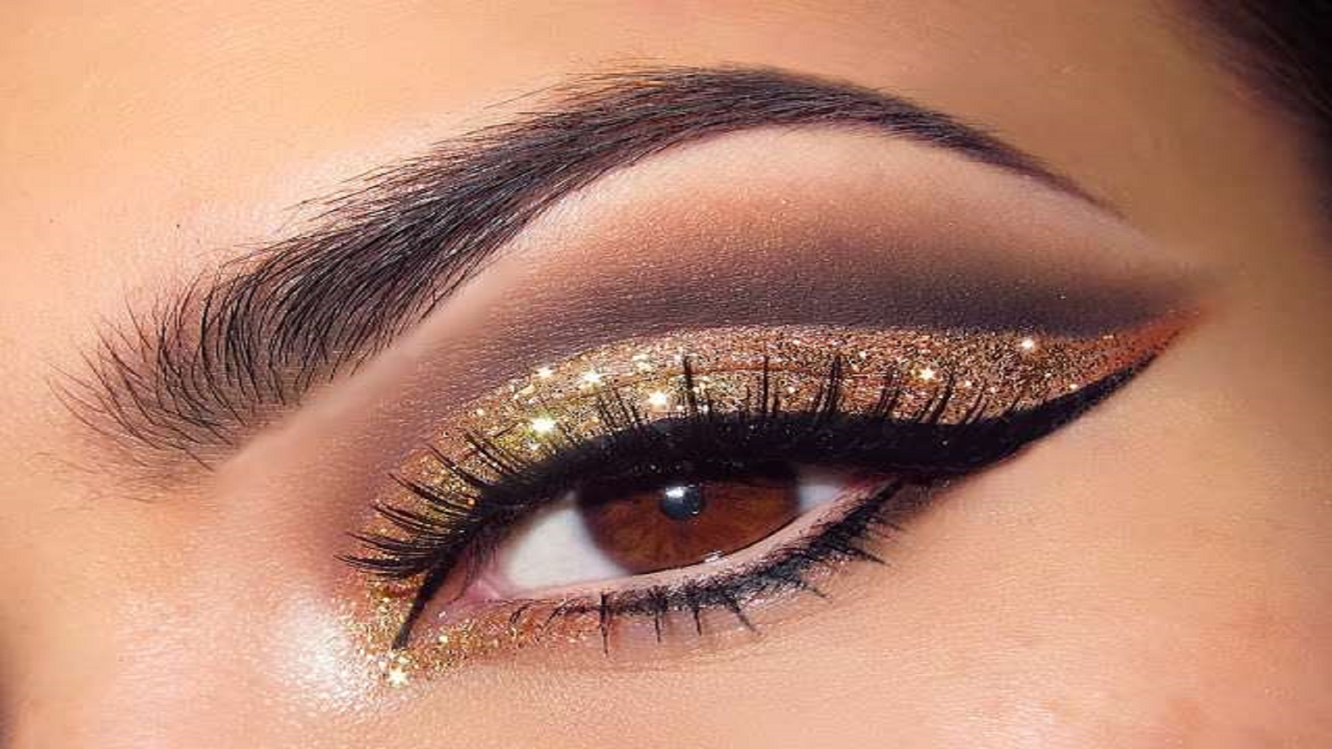 glamorous glitter eye makeup for you hd free