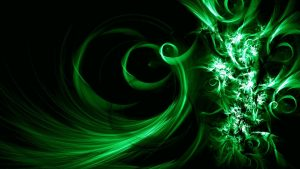 HD Green Neon Wallpapers
