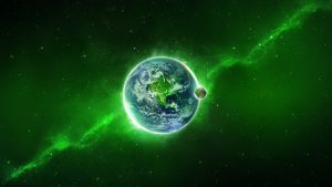 Download Free Green Planet Backgrounds