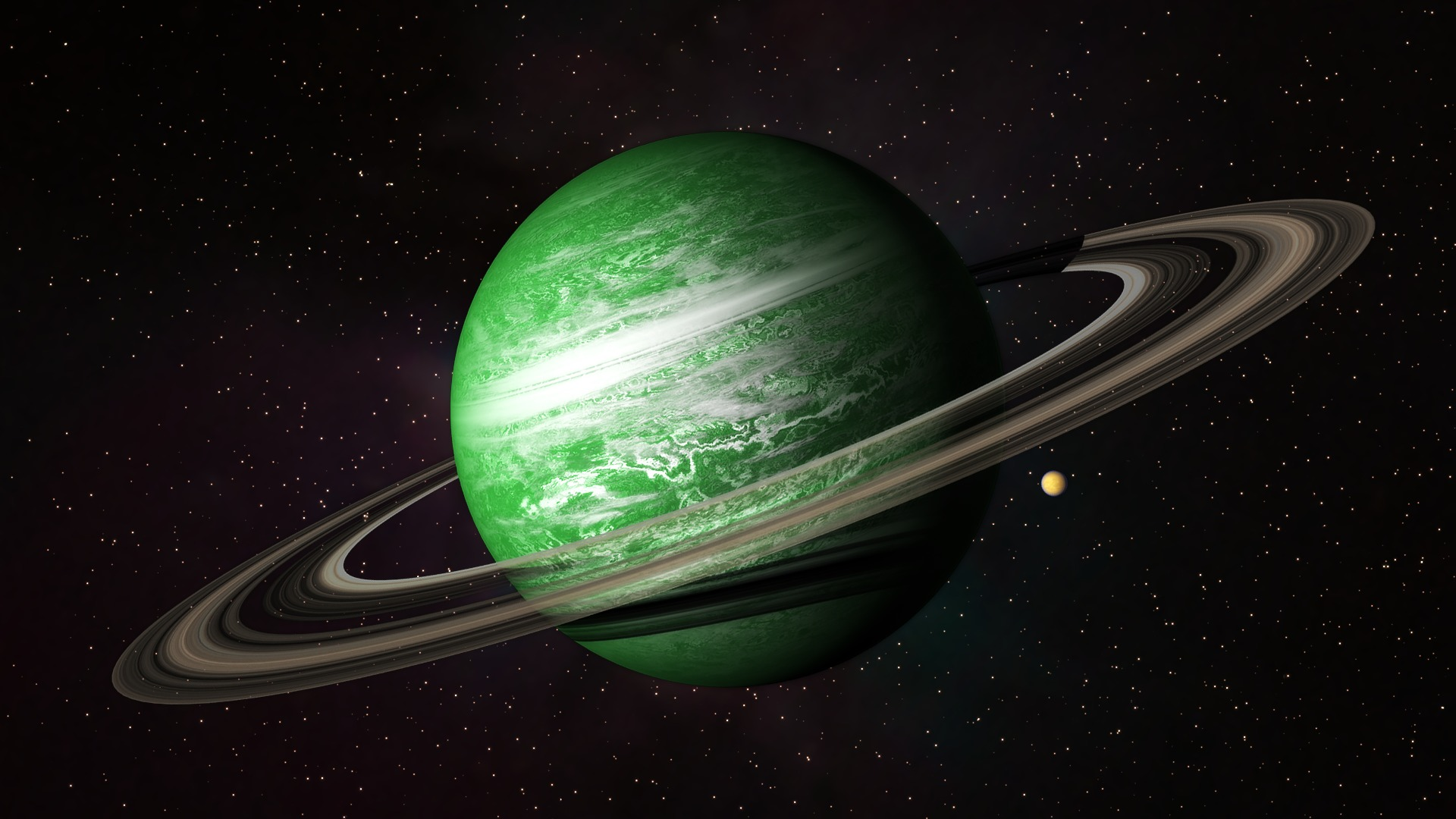 wallpaper.wiki-Green-Planet-Wallpaper-In-Space-Wallpaper ...