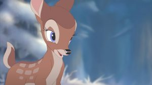 Bambi Wallpaper HD