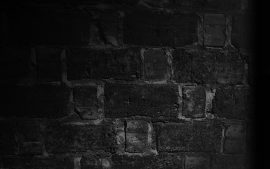 Black Brick Wallpapers