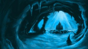 Caverns Real and Fantasy Imagery Superb