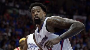 Deandre Jordan Basketball Player Photos