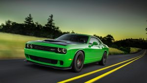 Dodge Challenger Desktop Wallpapers