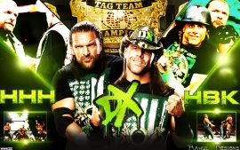 DX Wallpapers HD aka D-Generation X Wrestling Images