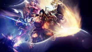 Draven Video Game Screenshot Images By League of Nations