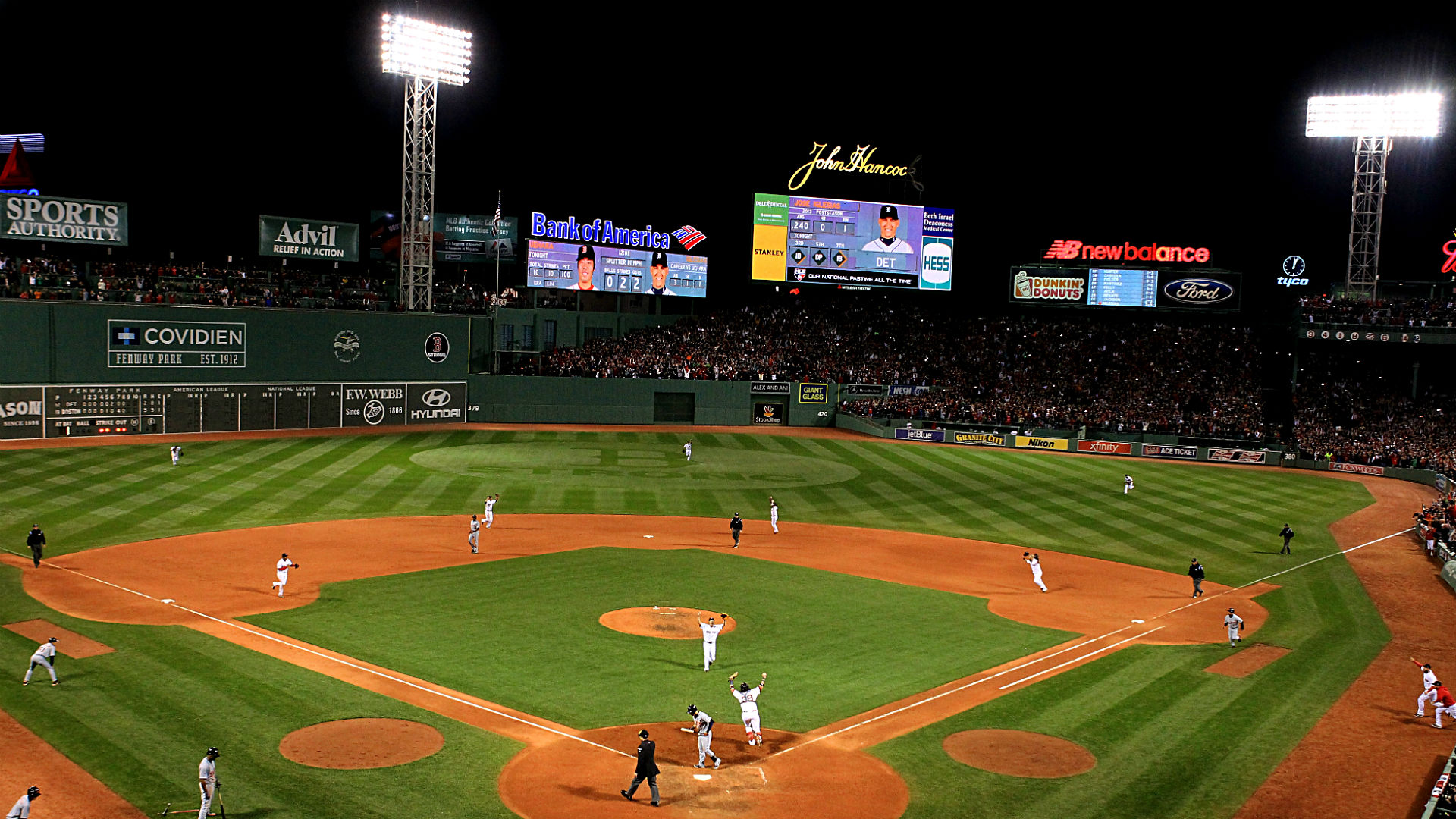 Wallpaperwiki HD Fenway Park Wallpapers PIC WPB005241