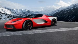 Ferrari Laferrari Backgrounds Free Download