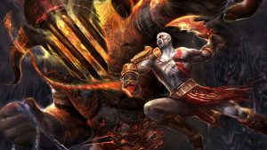 Free Download God Of War 3 Wallpapers