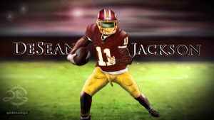 Desean Jackson American Footballer Cool Wallpaper Imagery