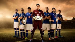 Free Cruz Azul Mexican Football Team Backgrounds