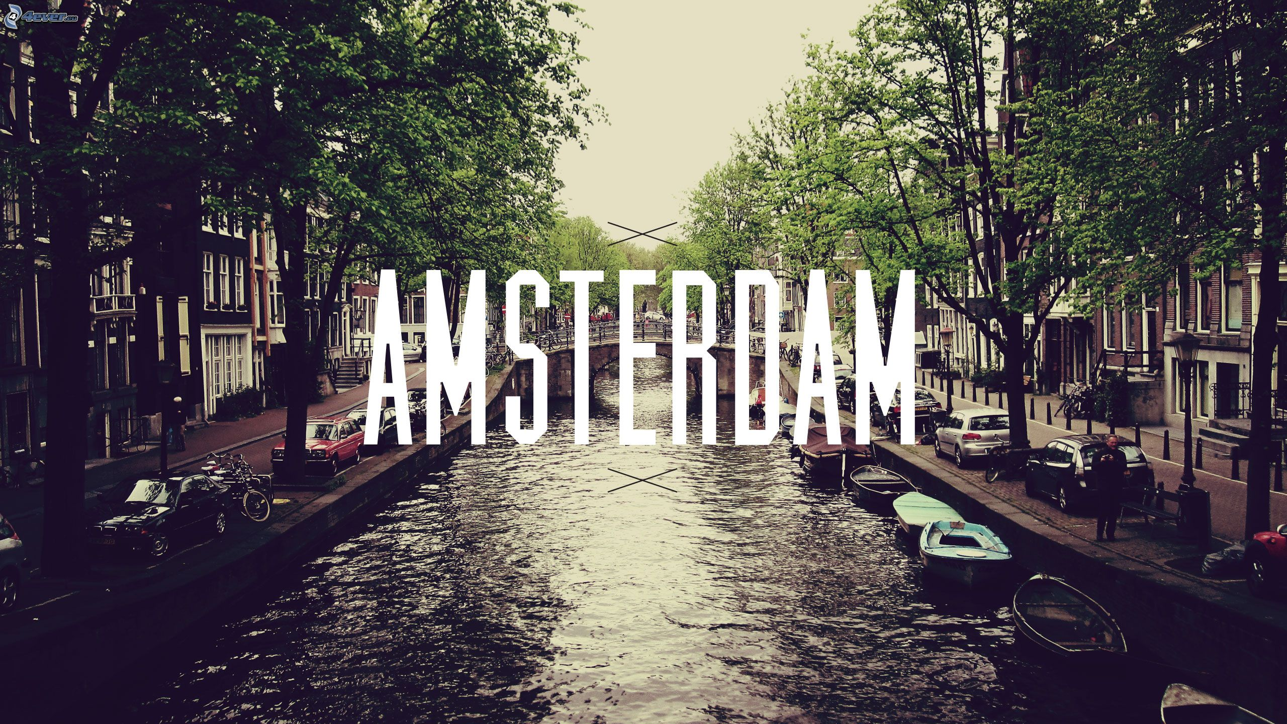 Wallpaperwiki HD Free Amsterdam Wallpaper PIC WPC0012972