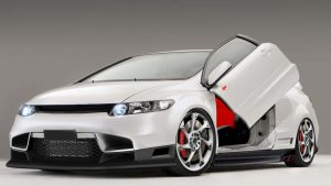 Free Download Honda Civic Si Backgrounds