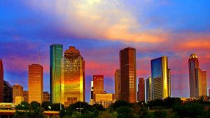 Houston Skyline Wallpapers HD