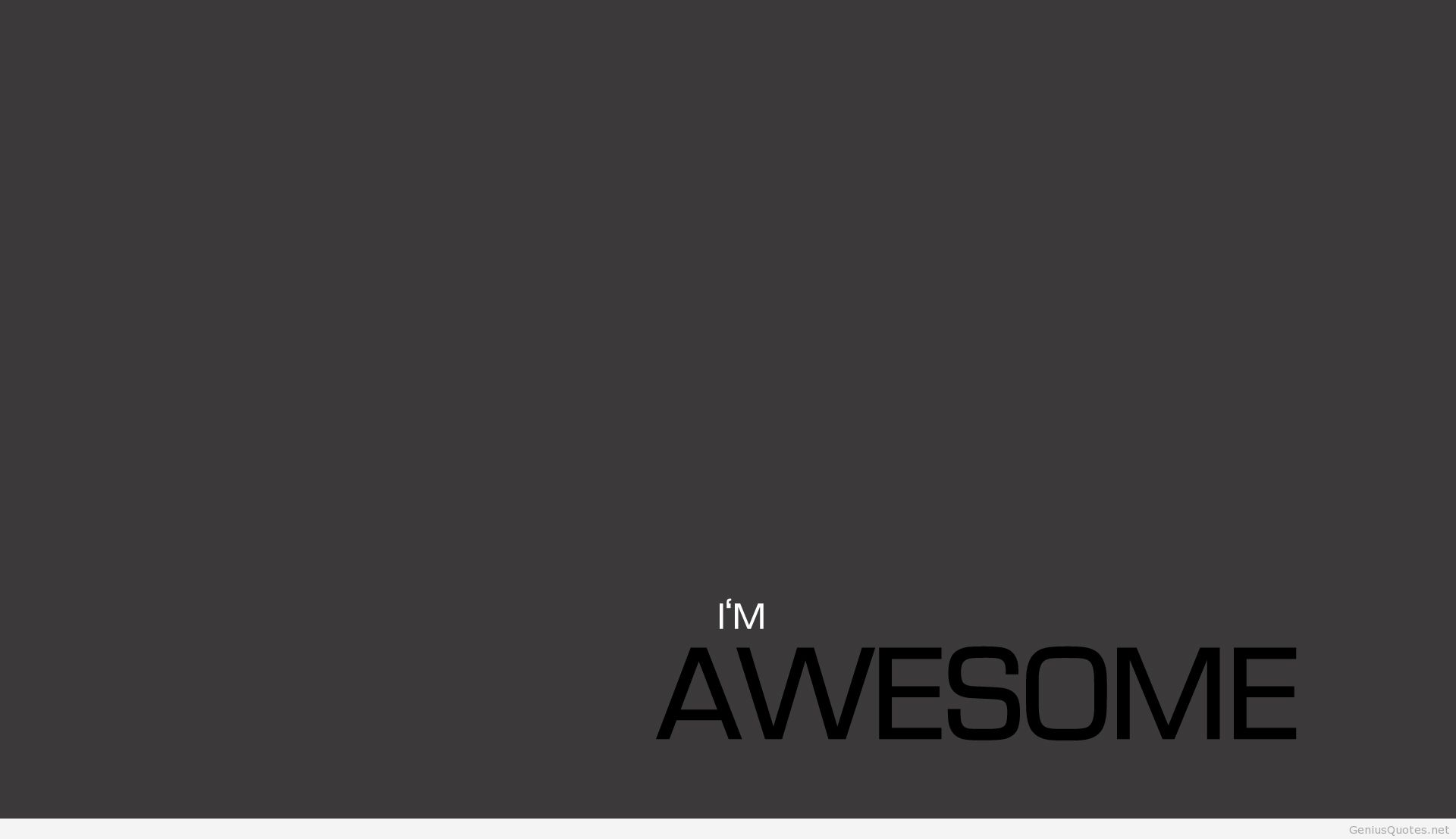 wallpaper wiki i am awesome quotes wallpaper picture