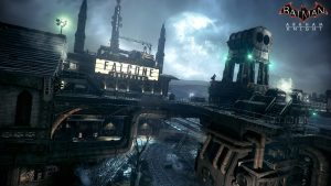 Batman Arkham Knight Backgrounds