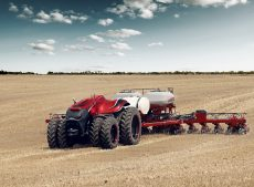 Case IH Farm and Agriculture Equipment Designs